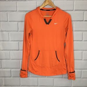 Nike Dri-Fit Element Running Sweatshirt Hoodie (S)